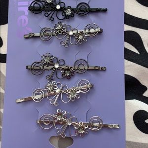 Claire's Accessories - Claire's fashion Bobby pins